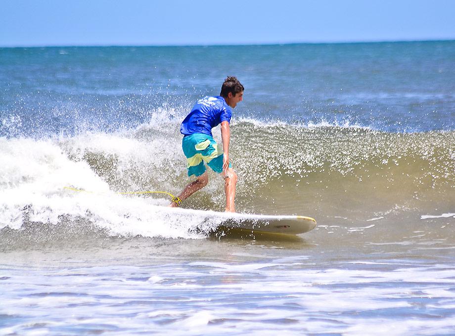 Teen Surf Camp 11