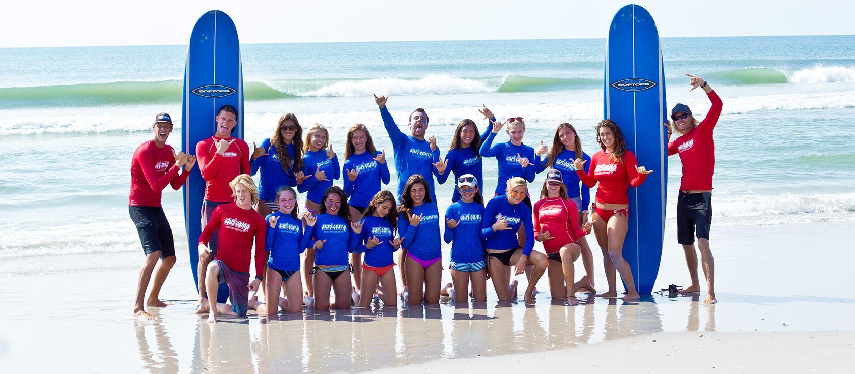 Teen Surf Camp 95