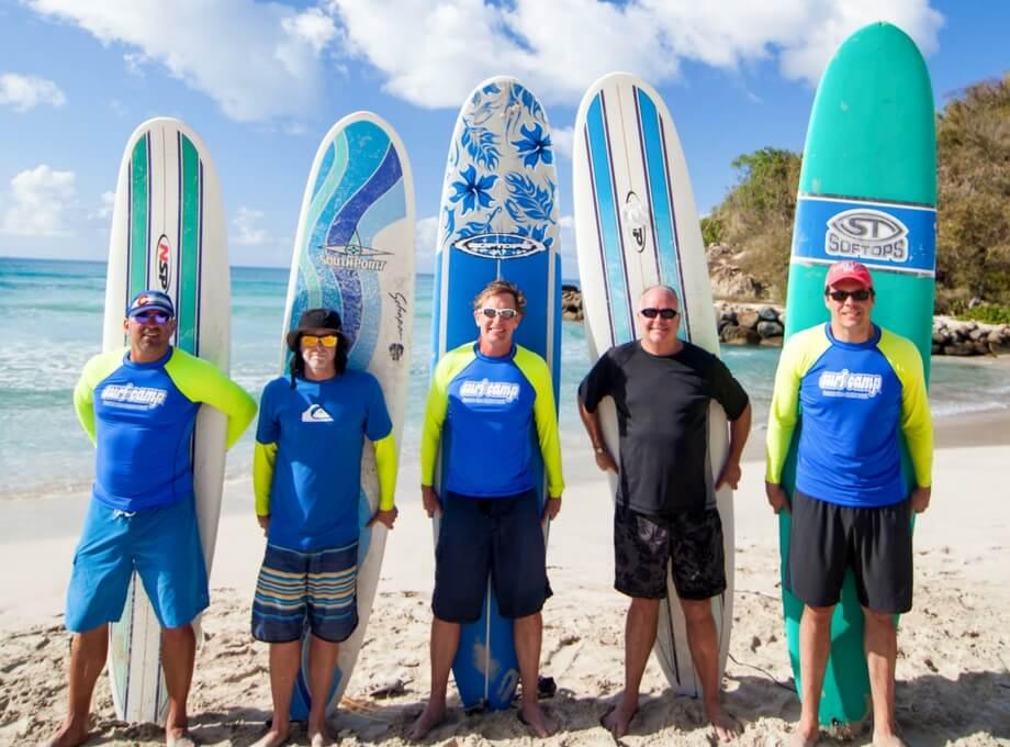 corporate surfing adventures