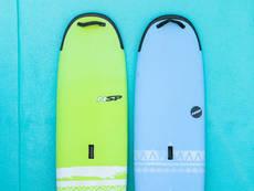 nsp soft surfboard