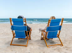 premium beach chair